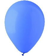 "9"" Standard Periwinkle Latex (100 Per Bag)"