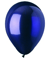 "9"" Crystal Purple Latex (100 Per Bag)"
