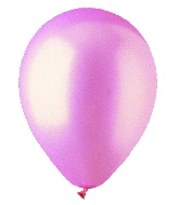 "9"" Pearl Pink Latex (100 Per Bag)"