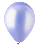 "5"" Pearl Lilac Latex 100 Per Bag"