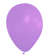 "9"" CTI Brand Matte Sugar Plum Latex Balloons (100 Per bag)"