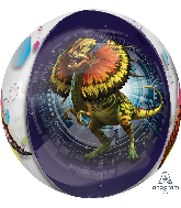 "16"" Orbz Jurassic World Foil Balloon"