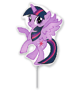Airfill Only My Little Pony Twilight Foil Balloon