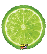 "21"" Mighty Bright® Balloon Mighty Lime"