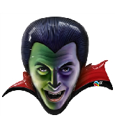 "36"" Count Dracula Balloon"