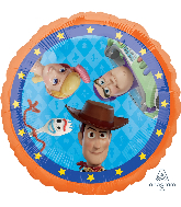 "18"" Toy Story 4 Foil Balloon"