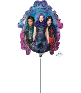 Airfill Only Descendants 3 Foil Balloon