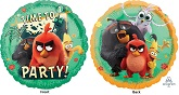 "18"" Angry Birds 2 Foil Balloon"
