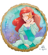 "18"" Ariel Once Upon A Time Foil Balloon"