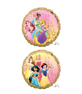"18"" Princess Once Upon A Time Foil Balloon"