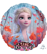 "28"" Singing Disney Frozen 2 Foil Balloon"