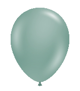 "24"" Round Willow Latex Balloons 5 Count"