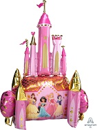 "55"" AirWalkers Princess Once Upon A Time Foil Balloon"