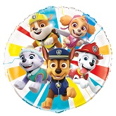"""18"""" Packaged Paw Patrol Foil Balloon"""