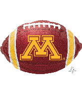 "17"" University of Minnesota Foil Balloon"