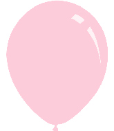 "9"" Pastel Taffy Pink Decomex Latex Balloons (100 Per Bag)"