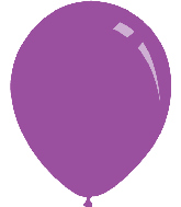 "9"" Standard Lavender Decomex Latex Balloons (100 Per Bag)"