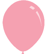 "9"" Pastel Baby Pink Decomex Latex Balloons (100 Per Bag)"