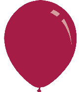 "9"" Metallic Magenta Decomex Latex Balloons (100 Per Bag)"
