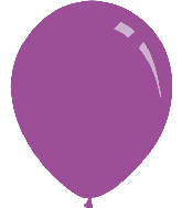 "9"" Metallic Lavender Decomex Latex Balloons (100 Per Bag)"
