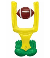 Airfill Only Airloonz Consumer Inflatable Goal Post Foil Balloon