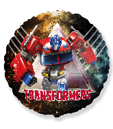 "18"" Optimus Prime Transformers Foil Balloon"