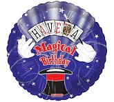 "18"" Magical Birthday"