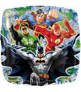 "18"" Justice League Mylar Party Balloon"