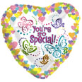 You're Special/You're the Best Mylar Balloons