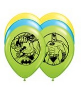 "11"" Batman Begins Latex Balloons"