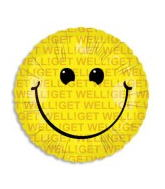 "18"" Get Well Smiley Face"