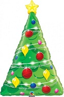 "39"" Oh Christmas Tree Balloon"