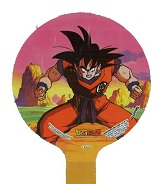 "4"" Airfill Only DragonBall Z Balloon"