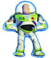 "35"" Buzz Light Year Shape Mylar Balloon"