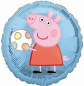 "18"" Peppa Pig Mylar Balloon"