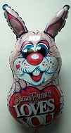 "32"" Some Bunny Loves You Balloon"