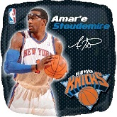 "18"" NBA Amar&#39e Stoudemire Basketball Balloon"