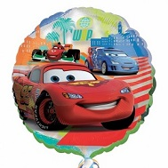 "26"" Cars See Through Balloon"