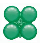 "16"" Magic Arch Metallic Green"