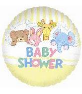 18&#39&#39 Baby Shower Animals