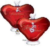 "23"" Love Portion Valentine&#39s Day Balloon"