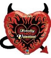 "25"" Totally Hot Valentine&#39s Balloon"