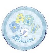 "18"" Baby Stitching Baby Shower Balloon"