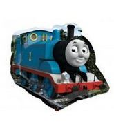 "21"" Thomas the Tank Engine Mylar Balloon"