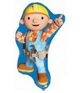 "28"" Bob the Builder Supershape Balloon"