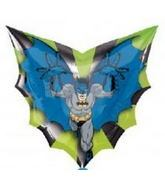 "21"" Batman Shaped Mylar Balloon"