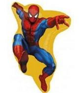 "23"" Spiderman Supershape Mylar Balloon"