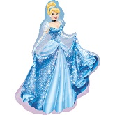 "40"" Cinderella Shape Balloon"