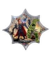 "35"" Jumbo Marvel Comics The Avengers Balloon"
