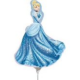 (Airfill Only) Disney Cinderella Shape